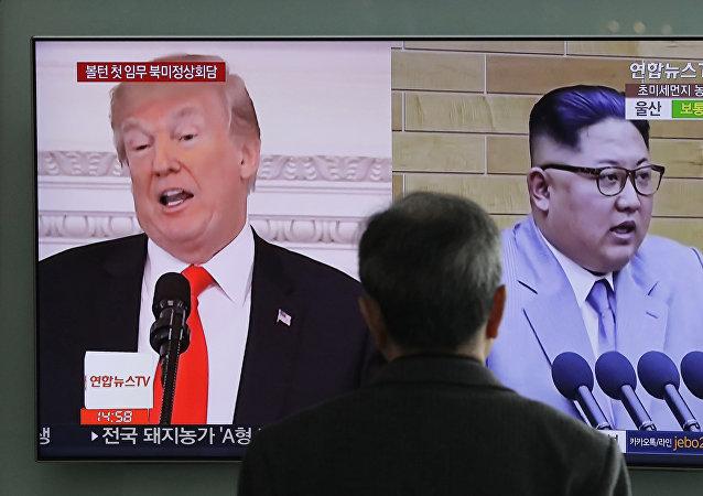 韓國專家:特朗普和金正恩認真對待無核化問題