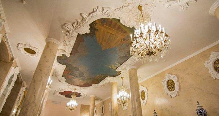 列寧格勒希爾頓酒店(莫斯科)