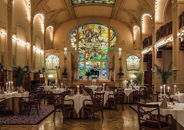 欧洲大酒店(圣彼得堡)