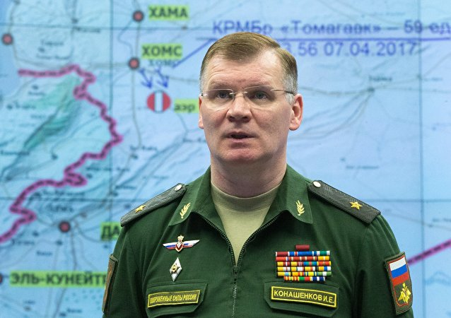 卡納申科夫表示,俄羅斯國防部已經掌握英國直接參與組織東古塔區挑釁活動的證據