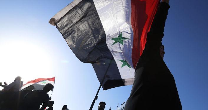俄駐英大使館:對敘的攻擊是在虛偽藉口和虛偽結果下實施的