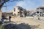 以美國為首的聯盟對敘利亞實施軍事打擊