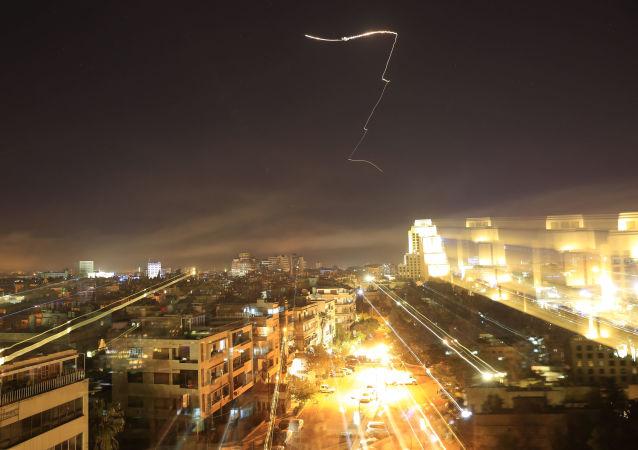 法军在打击叙利亚时出现技术故障