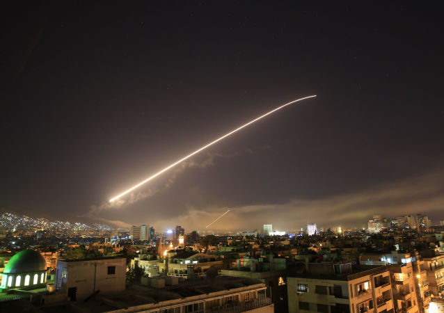 美国武器控制协会怀疑打击叙利亚的合法性