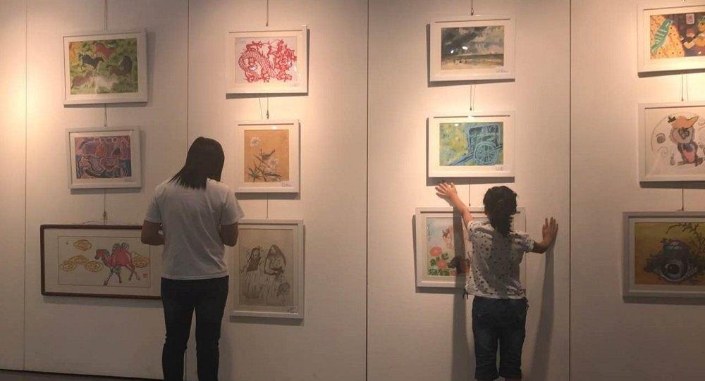 莫斯科將為兒童舉辦有關內蒙古的展覽