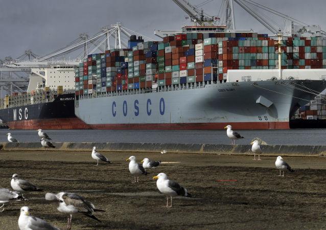 媒體:中遠或將收購俄聯合船運公司49%的股份