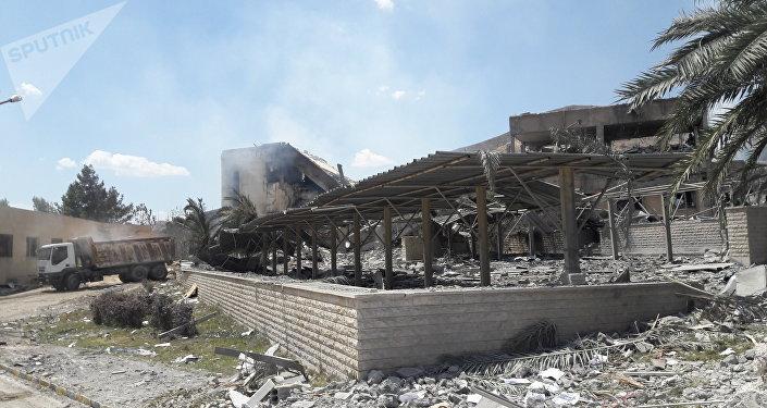 中國專家:美國和西方國家對敘利亞的行動可視之為侵略