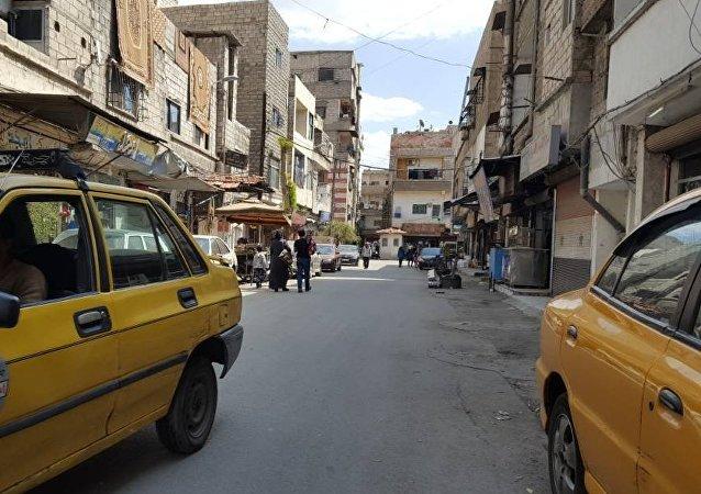 大马士革市