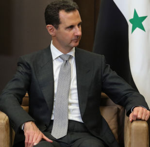 叙总统阿萨德否认有关使用化学武器的指责