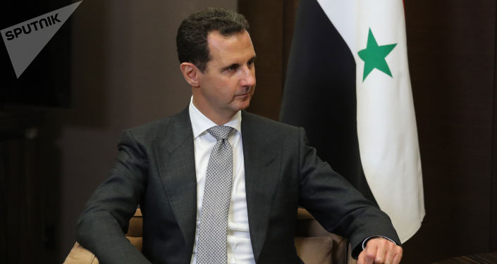 叙总统:叙利亚对恐怖主义的胜利迫使一些国家转为直接侵略