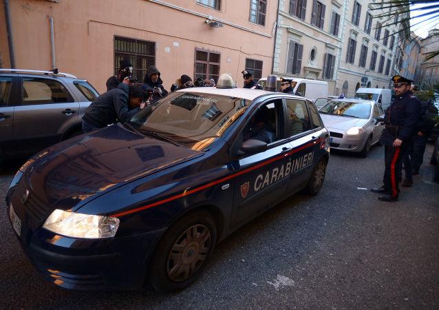 意大利警方