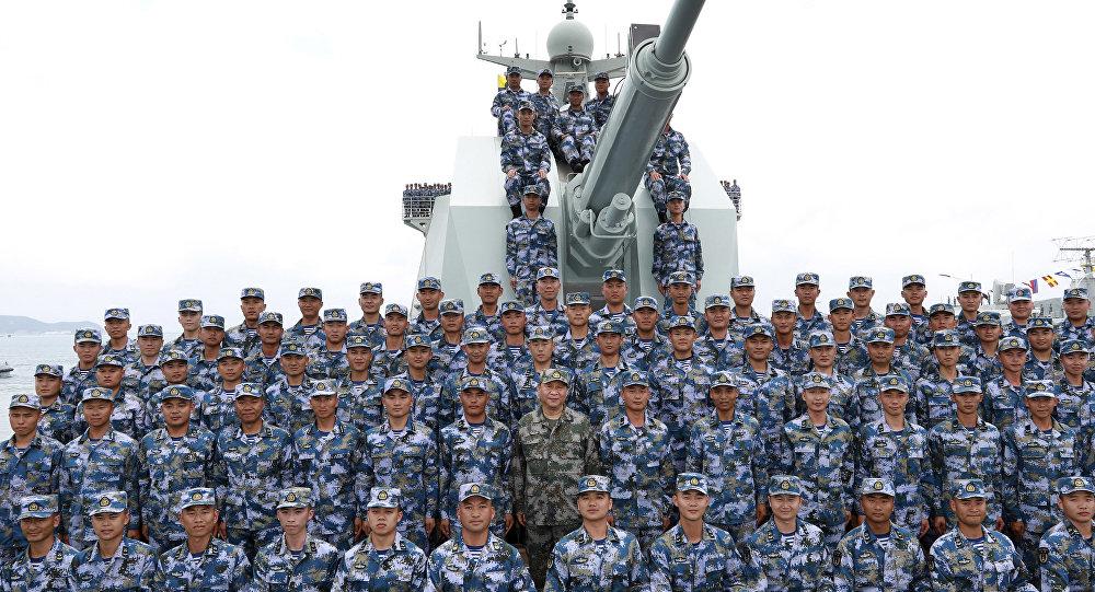 中國新軍事政策中的海軍角色