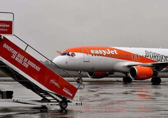 EasyJet航空公司飞行员因飞行途中拍摄视频被解雇