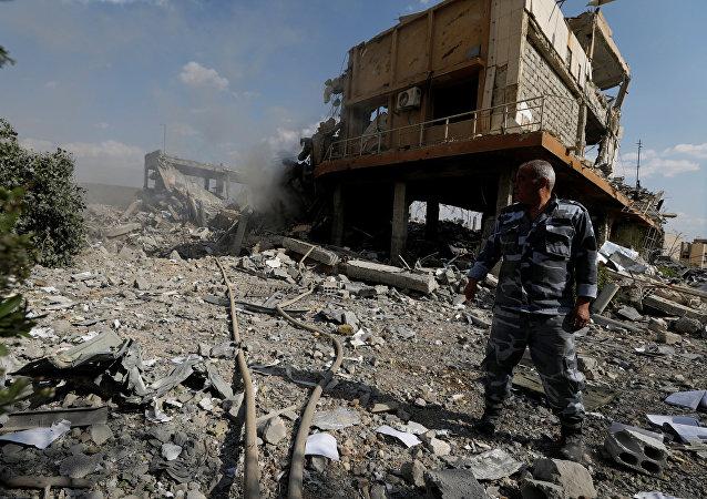 达成叙利亚政治调解离不开俄美参与