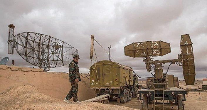 敘利亞國防空部隊擊落10枚飛向沙伊拉特空軍基地的導彈