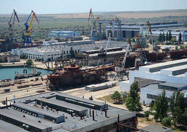 韩公司拟在俄萨哈林州修建造船厂