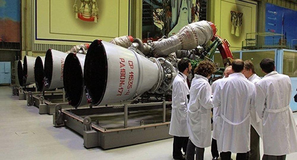 俄副總理:俄或終止向美出口火箭發動機