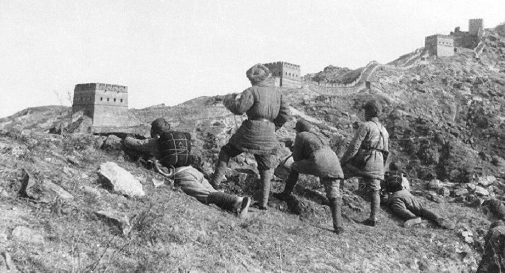 俄导演计划拍摄抗日战争题材影片