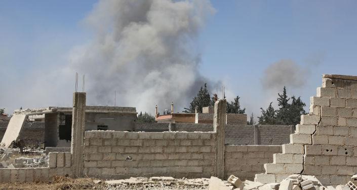 世卫组织发言人:叙利亚杜马镇目前没有世卫组织专家