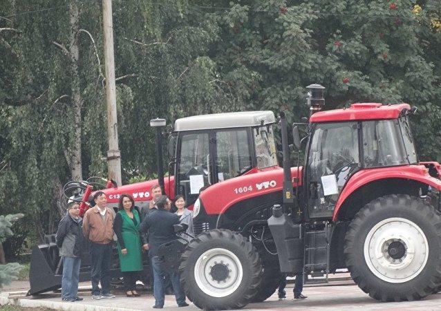 俄巴什基尔共和国划地给中企建厂