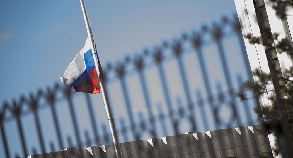 俄罗斯驻华盛顿使馆