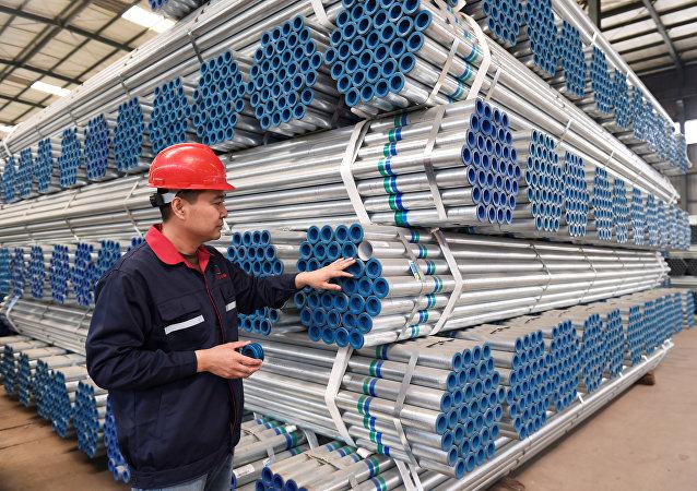 钢铁贸易战- 台湾加入特朗普队伍