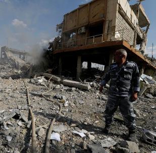 阿萨德称中国、俄罗斯和伊朗为叙利亚盟友