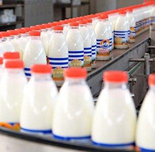俄乳制品将在中国网店上架销售