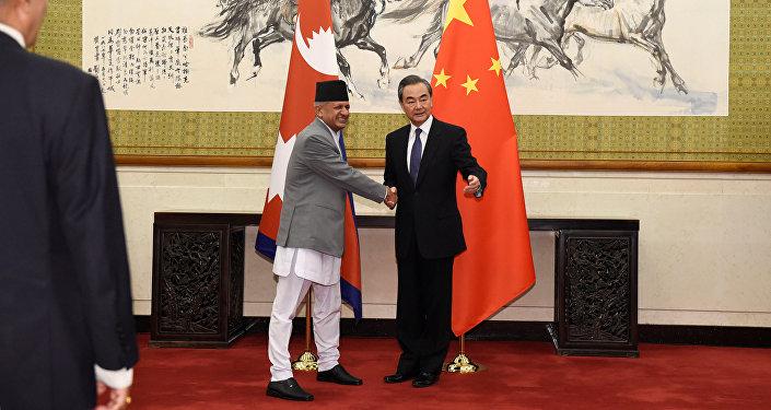 中国奉劝印度不要将尼泊尔当作地区角逐平台