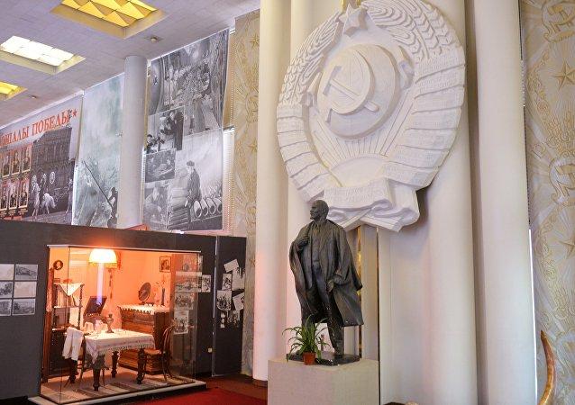 乌里扬诺夫斯克市列宁博物馆
