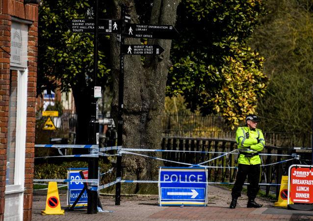 """媒体:英国怀疑""""俄联邦安全局前特工""""参与谋害斯克里帕利父女"""