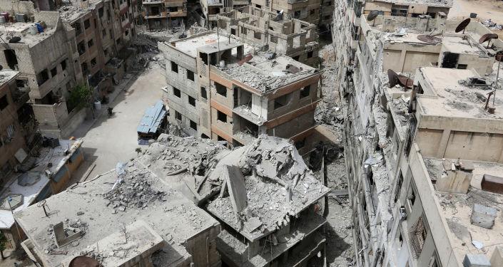 联合国叙问题特使顾问:可能已有7万人因战事离开叙南部