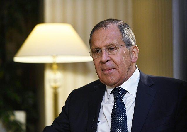 俄外長將於6月4日出席在比勒陀利亞舉辦的金磚國家外長會晤