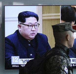 朝韓開通兩國首腦直接聯絡熱線