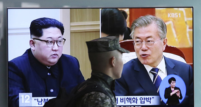 朝韩开通两国首脑直接联络热线