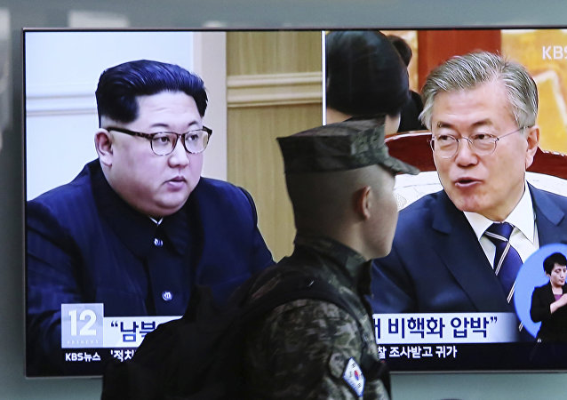 望朝韩领导人会晤开启半岛持久和平的道路