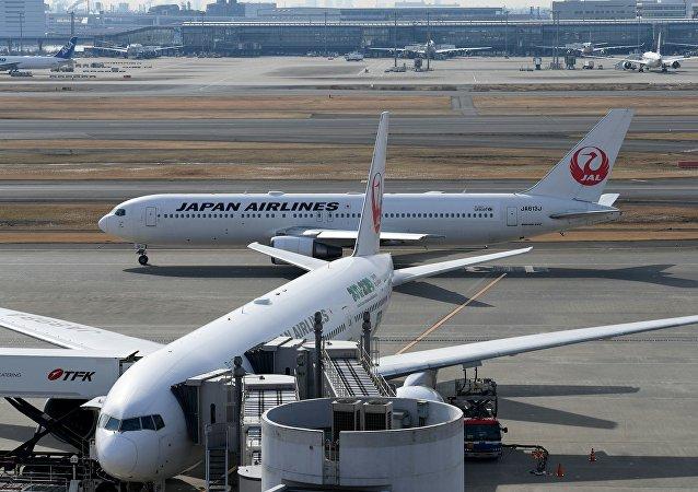 日本因颱風「潭美」取消約200架航班