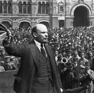 列宁诞辰148周年