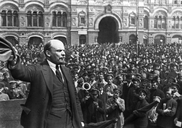 列寧誕辰148週年