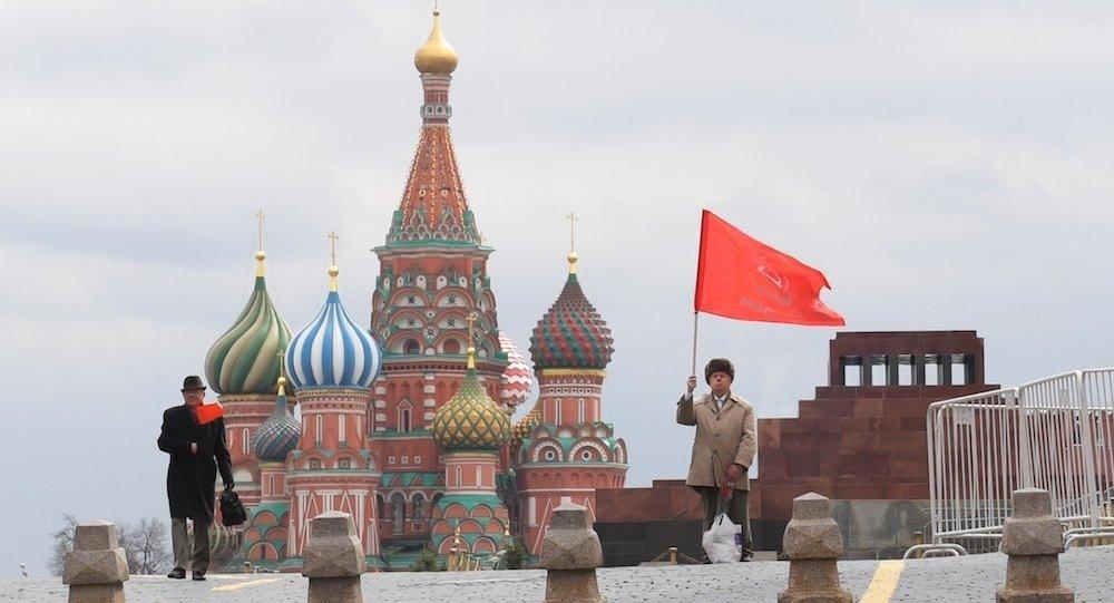 莫斯科紅場列寧墓4月23日至5月14日將關閉參觀