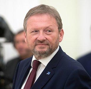 俄总统保护企业家权利全权代表:俄中贸易结构正在发生重大变化