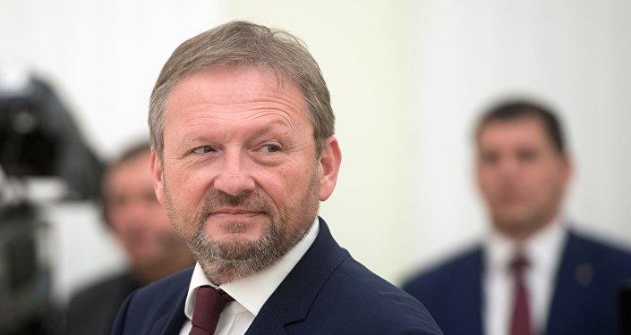 俄總統保護企業家權利全權代表:俄中貿易結構正在發生重大變化
