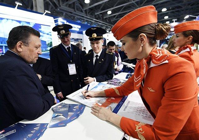 克宮:美國在俄飛行員辦理簽證問題上故意拖延