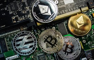 加密货币的标识