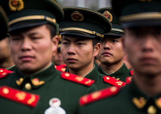 中国启动解放军后勤训练新教材编写工作