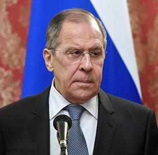 俄罗斯外长拉夫罗夫