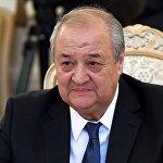 烏茲別克斯坦外長卡米洛夫