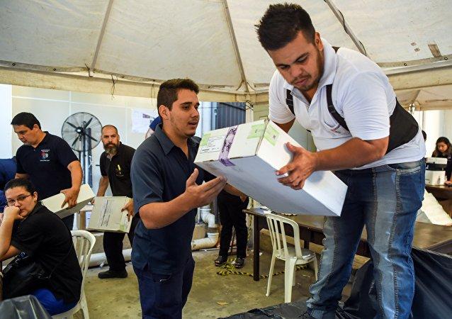 巴拉圭将举行普选