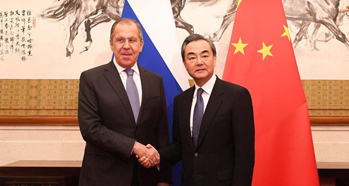 俄外长表示,俄中全面战略协作伙伴关系是俄罗斯外交政策的关键方向