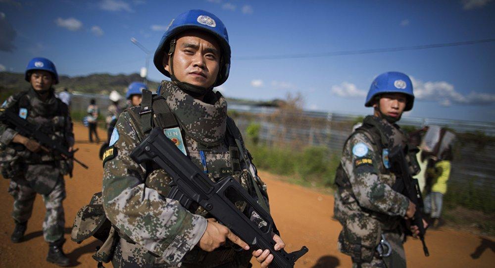 俄媒:中国希望扮演主要维和角色